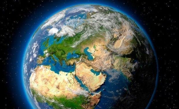 Землю надо беречь!