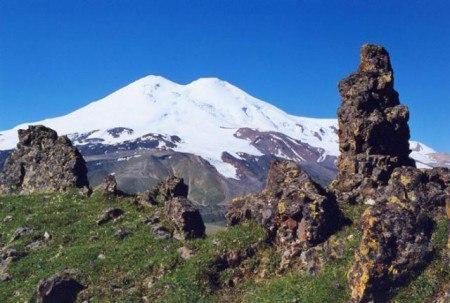 В горах северного кавказа зароют 5 5