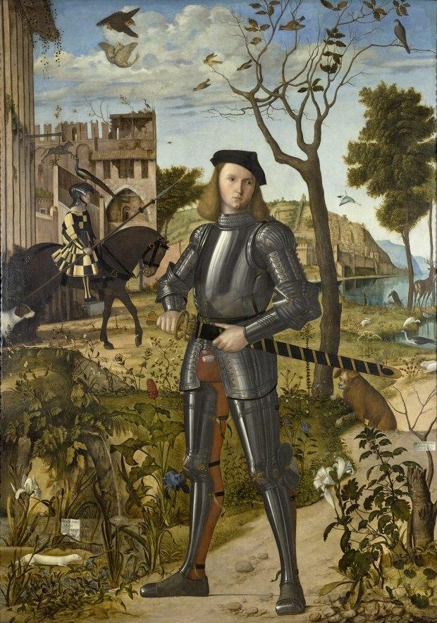 Яркого, открытки о средневековье