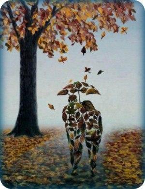 Наши души – осенние листья