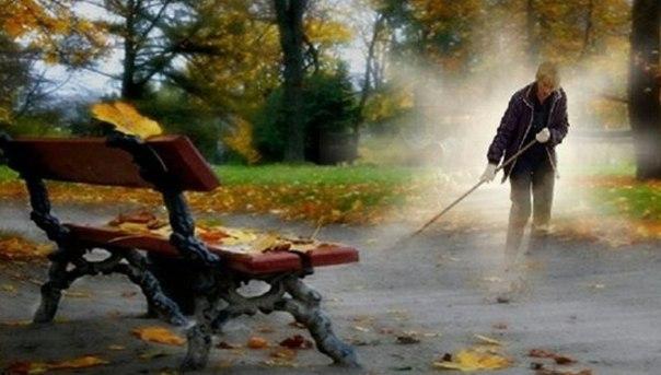 Когда сонливость смыли дождь и грозы
