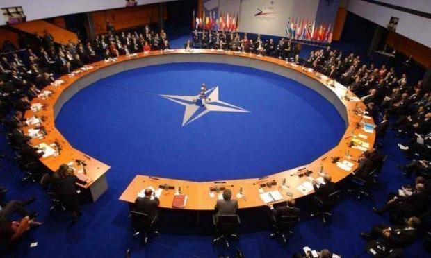 Саммит НАТО.