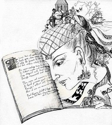Вольный перевод 130 сонета Шекспира
