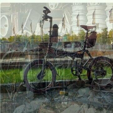 Иные ценности... Велосипед.