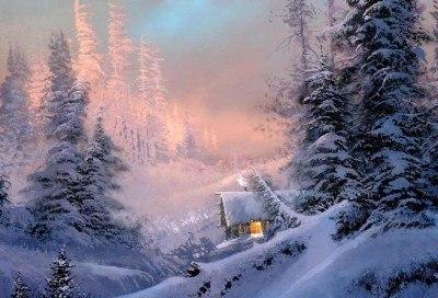 00001 Зимушка-Зима