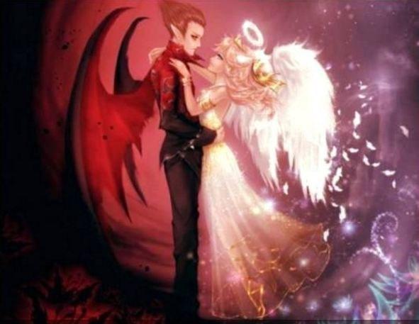 В объятьях демона  я ангела оплачу
