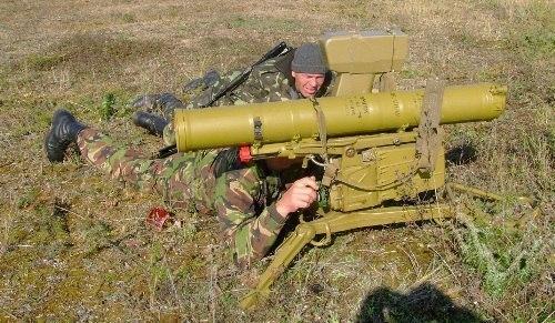 Новое оружие ВСУ в Донбассе