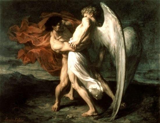 Борющийся с Богом