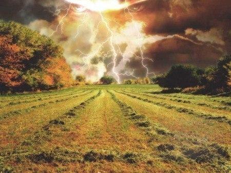 Накануне осенней грозы