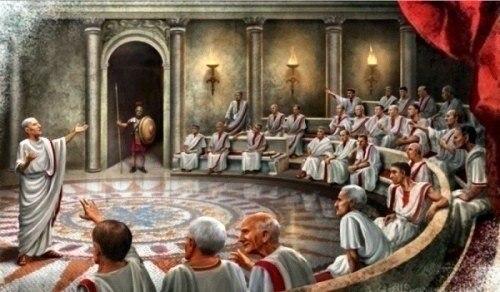 4. Реформы Цезаря: Политические.