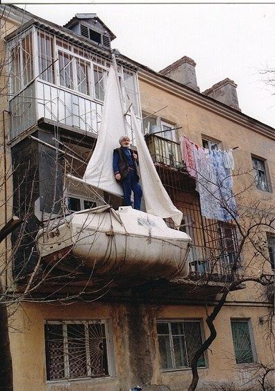 На балконе (сл.татьяны шкодиной, муз.в.узланера) стихи (авто.