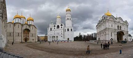 Вид на Турцию с кремлёвской колокольни. Фельетон
