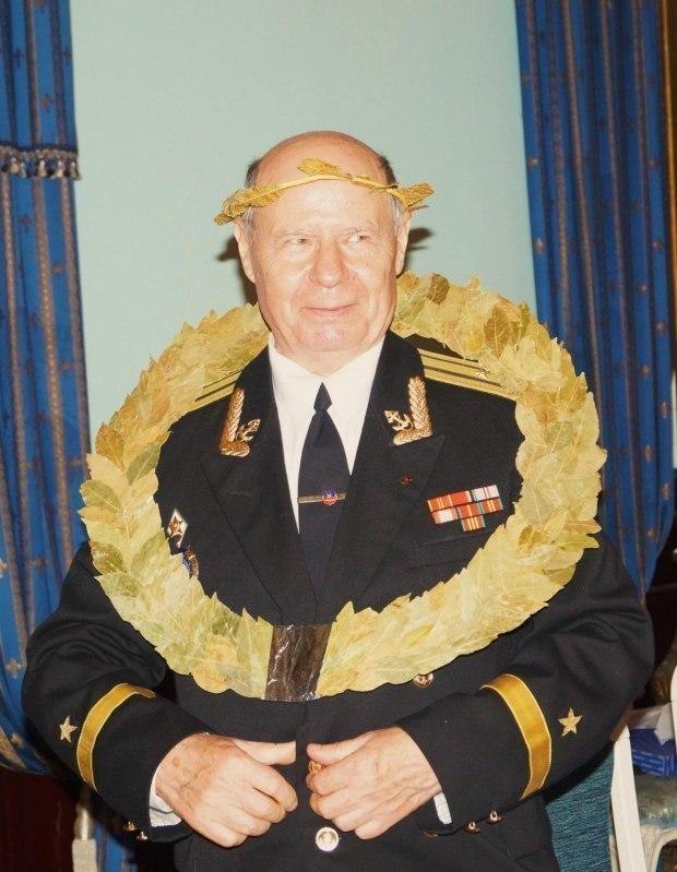 Тост   -  Н. Н. Гульневу - 75