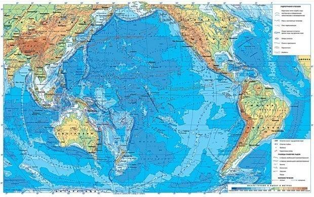 Сколько в мире океанов - четыре или пять?