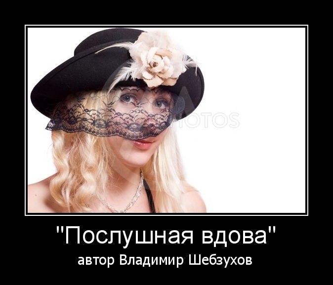 Послушная вдова (Владимир Шебзухов)