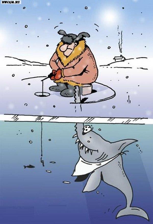 Смешные картинки про рыбака и рыбку из пруда