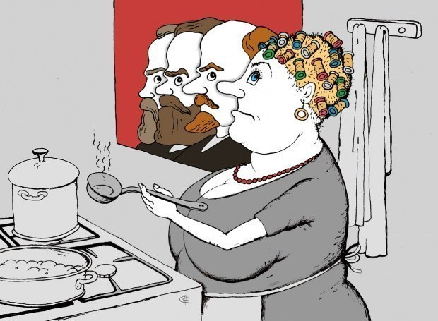 Афоризм 441. О кухарке.