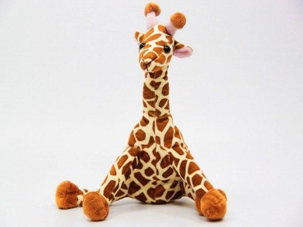 Аделинка и жирафка