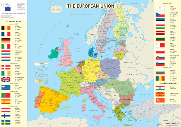 Распадётся ли Европейский союз?