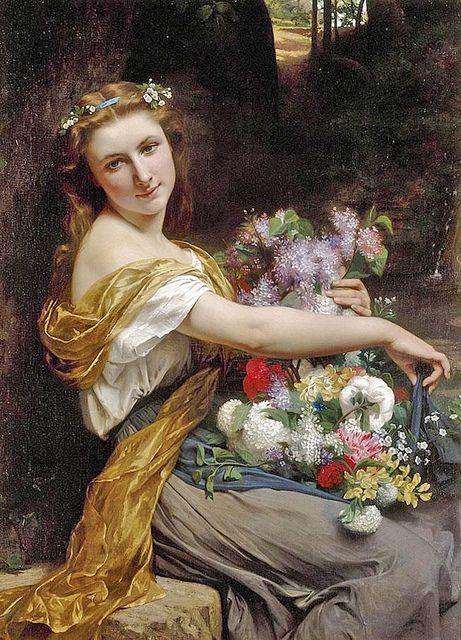 Цветочница-Принцесса Сказка-притча