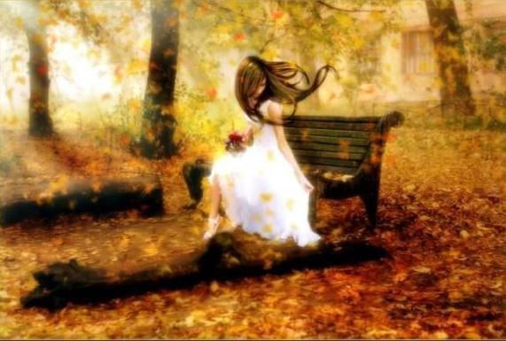 картинки грусть осень