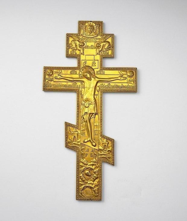 Крест.