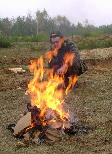 Кiнь вогню