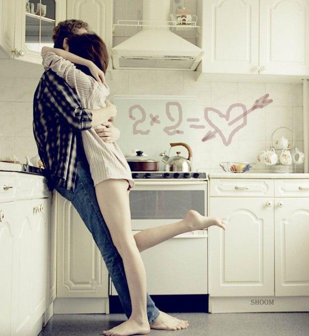 Жена должна быть босая беременная и на кухне 41