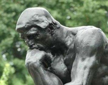 Труд умственный, увы, тяжёл для многих...