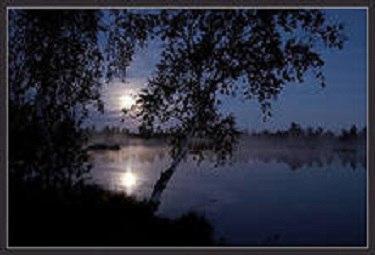 Ночь звездой тоскует... музыка, исполнение Надежды Ковалёнок