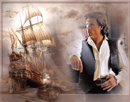 """У пирата """"Семь морей"""" (авторская песня)"""