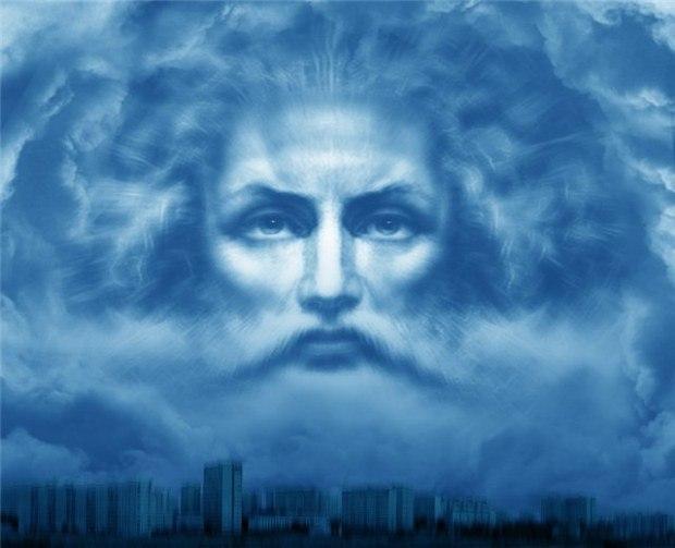 Афоризм 321/3. Реалист о Боге.