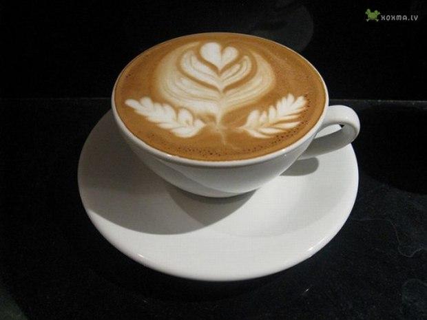 Как кофе.