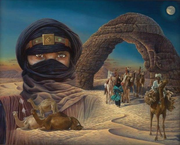 Пустыня грусти