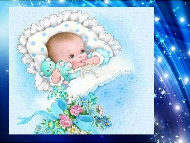 Аделинка, кукла Маринка и месяц (колыбельная)