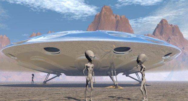 Реальны ли внеземные формы жизни и НЛО?