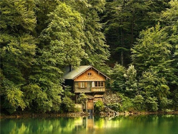 Дом мечты моей (авторская песня)