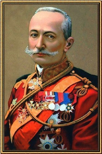 Баллада о генерале Брусилове.