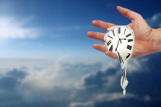 Скоротечность времени